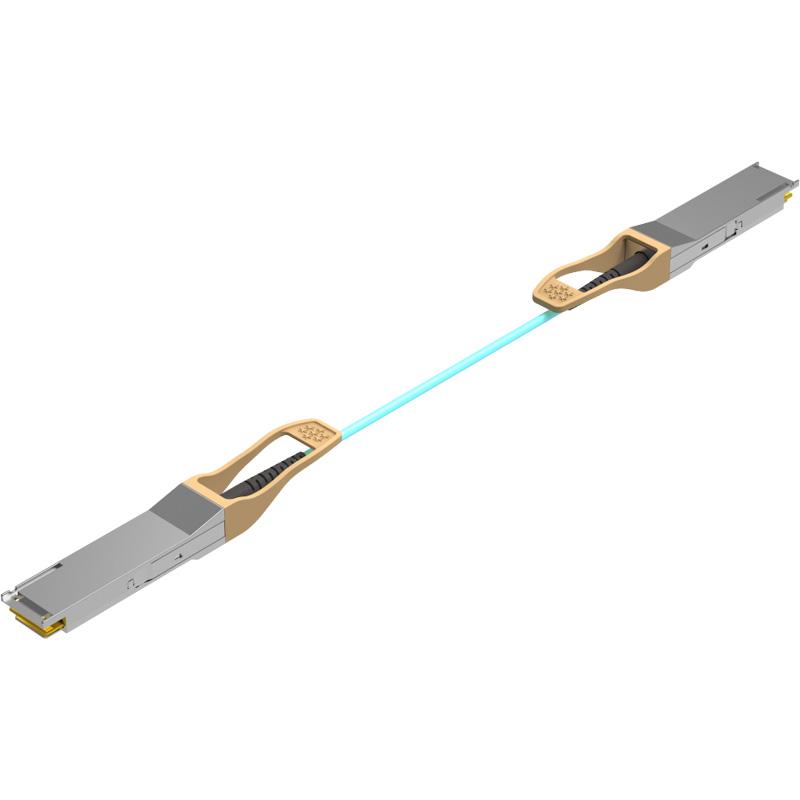 100G QSFP28 to QSFP28 AOC, 100G QSFP28 Active Optical Cable