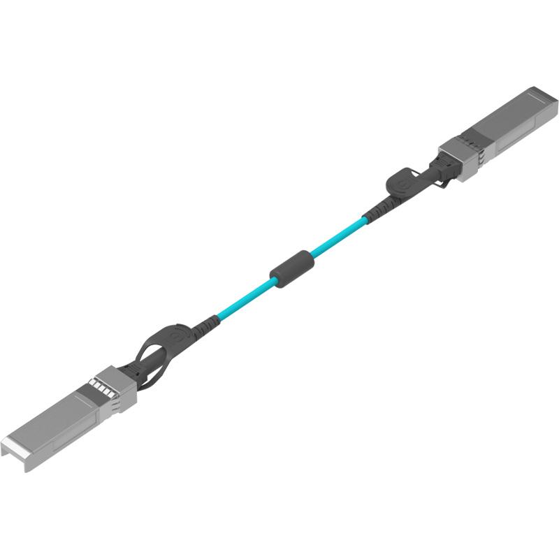 25G SFP28 to SFP28 AOC, 25G SFP28 Active Optical Cable