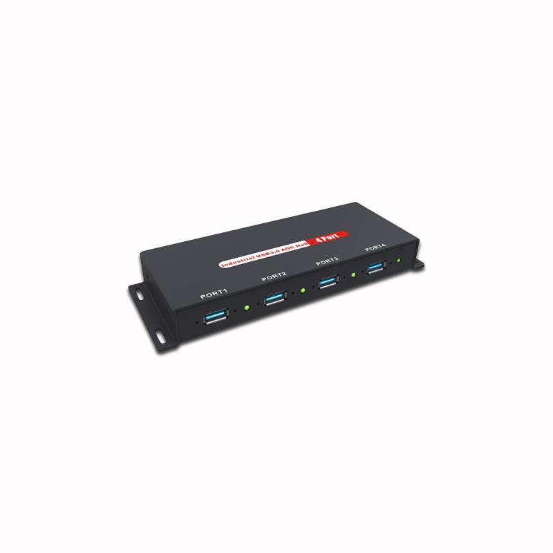 USB 3.0 4-port HUB for USB 3.0 AOC (Active Optical Cable)