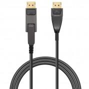 DisplayPort 1.4 AOC, DP to Mini DP, Hybrid 32.4Gbps 8K60 DP 1.4 Active Optical Cable