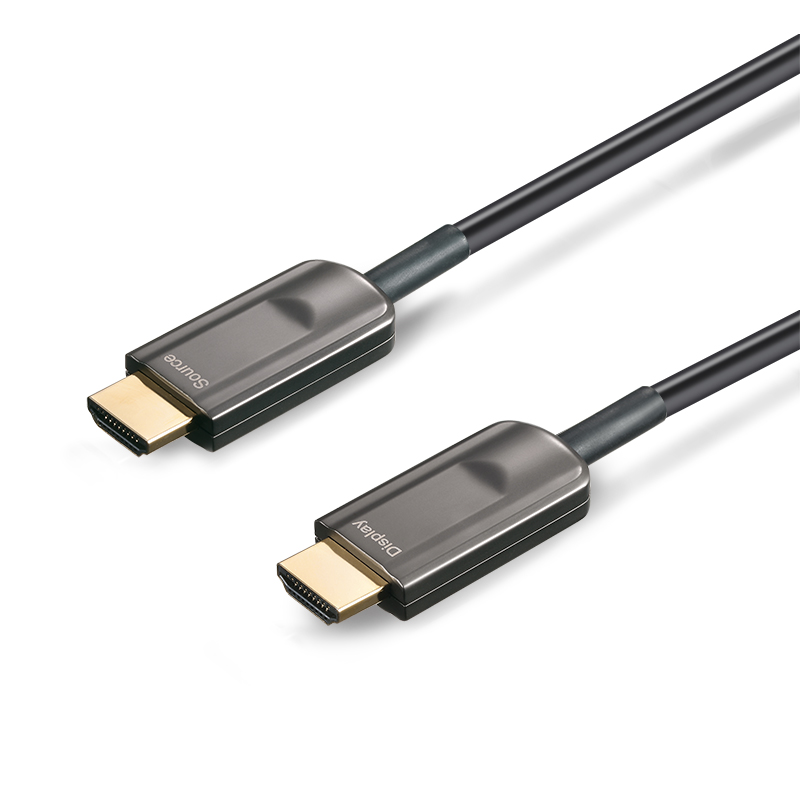 HDMI 2.1 AOC, Type A to Type A, Hybrid 48Gbps 8K60 HDMI 2.1 Active Optical Cable
