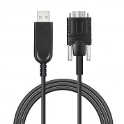 USB 3.0 AOC, Type-A Male to Micro-B Male, Hybrid 5Gbps USB 3.0 Active Optical Cable